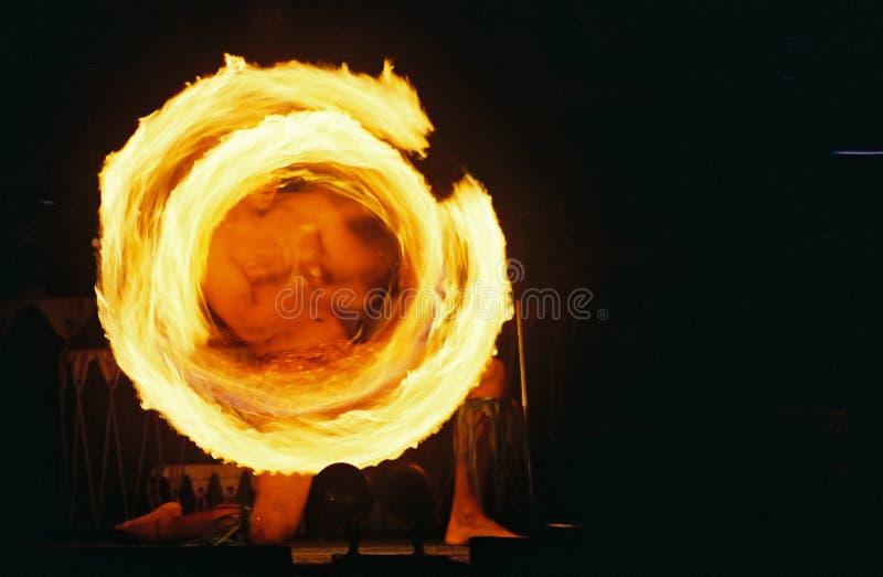 Fuego Hawaiano II Imagen de archivo libre de regalías