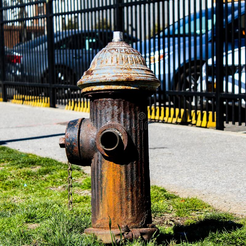 Fuego Hidrant fotografía de archivo