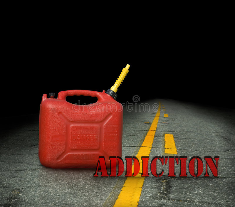 Download Fuel Addiction Royalty Free Stock Photography - Image: 5809787