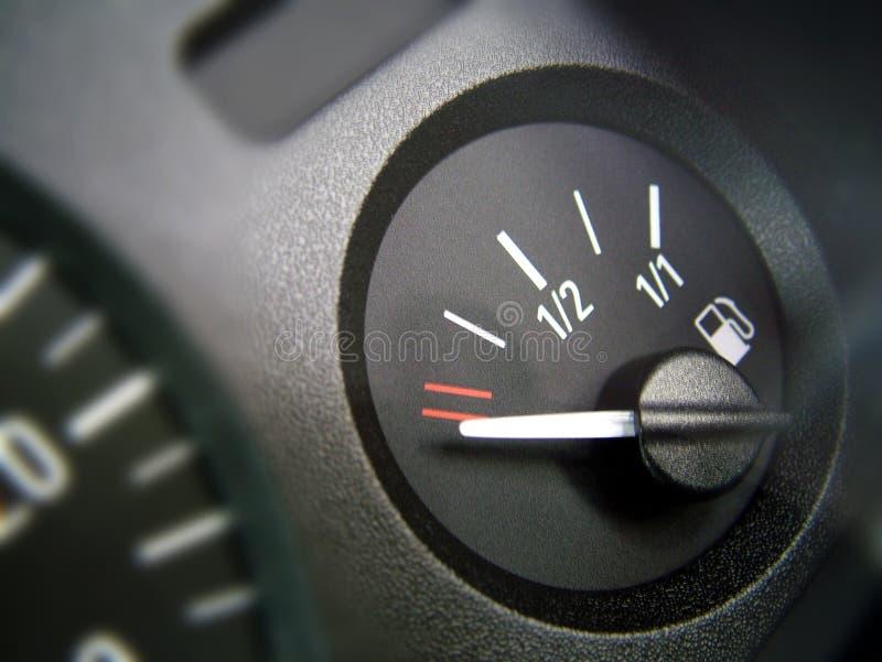 Fuel gauge stock images