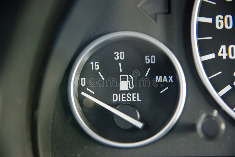 Download Fuel gauge stock image. Image of instruments, full, gallon - 8372979