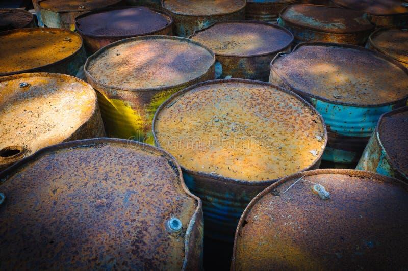 Download Fuel old tank stock image. Image of economy, metal, garbage - 24771721