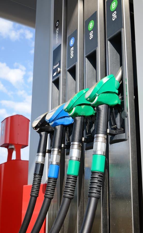 Free Fuel Pump Royalty Free Stock Photo - 24753685