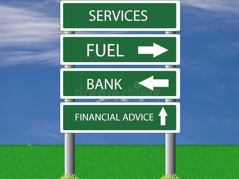 Download Fuel sign stock illustration. Illustration of money, extortion - 5823655