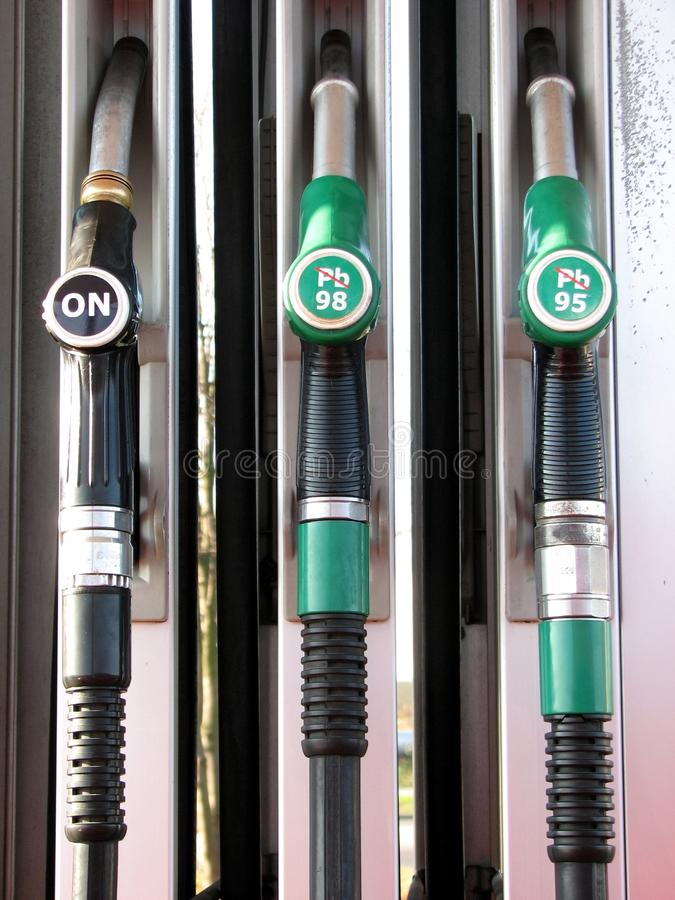 Download Fuel station stock photo. Image of handle, diesel, power - 22237158