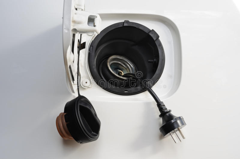Download Fuel tank with cord stock image. Image of cord, plug - 23718517