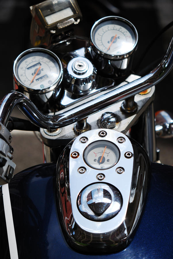 Download Fuel Tank Meter stock image. Image of energy, motorcycle - 18269785