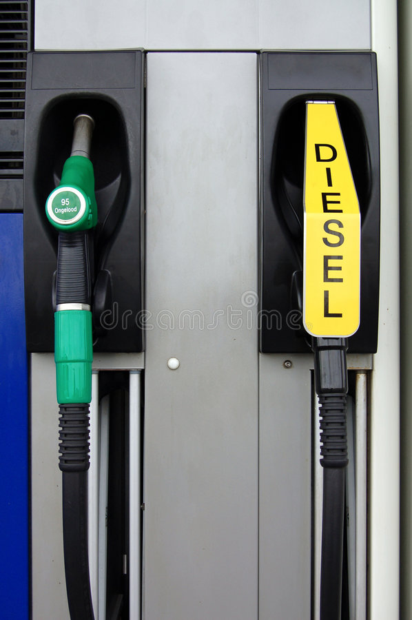 Fuel up royalty free stock images