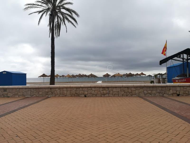 Fuengirola royalty-vrije stock fotografie