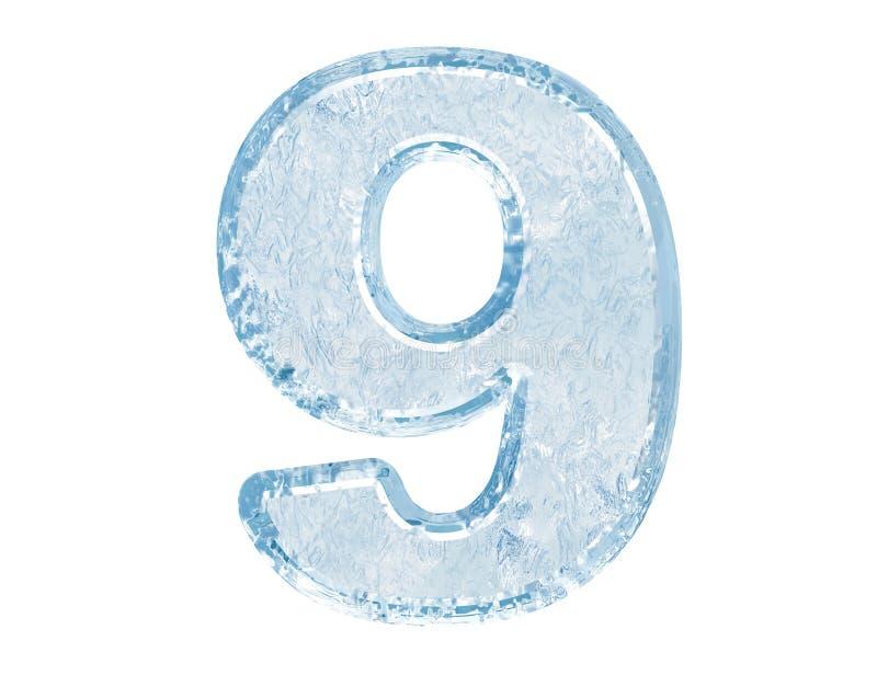 Fuente del hielo. Número nueve libre illustration