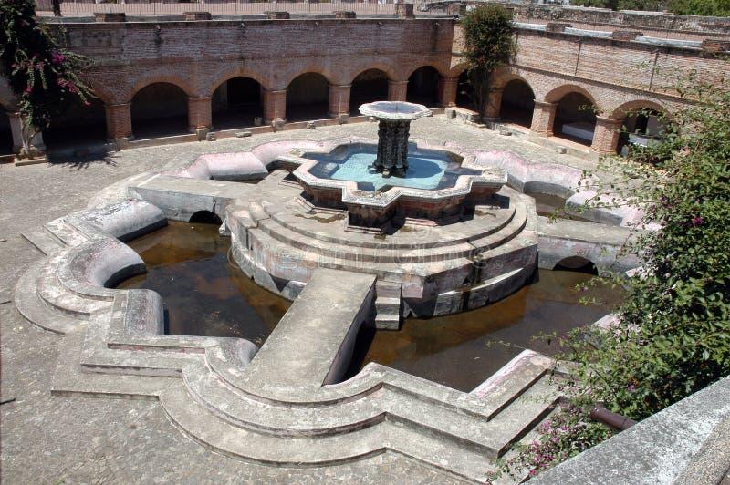 Fuente - Guatemala imagen de archivo