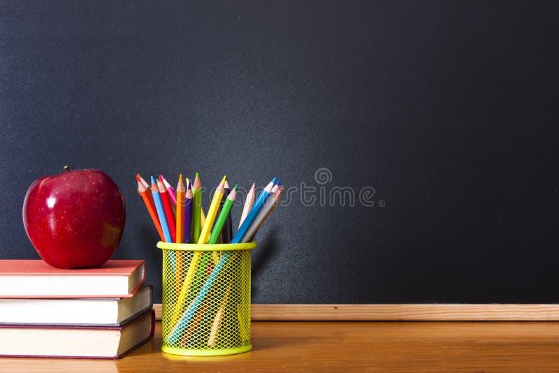 Fuentes de escuela fotos de archivo