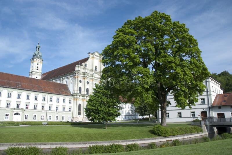 Fuerstenfeldbruck munich do monastério imagens de stock