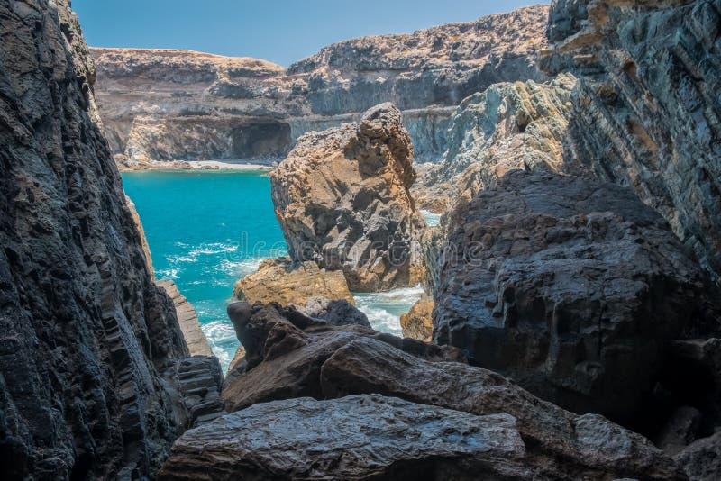 Fuertaventura arkivbilder