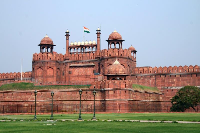 Fuerte de Delhi imagen de archivo
