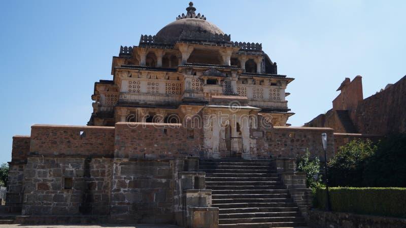 Fuerte de Kumbhalgarh fotos de archivo