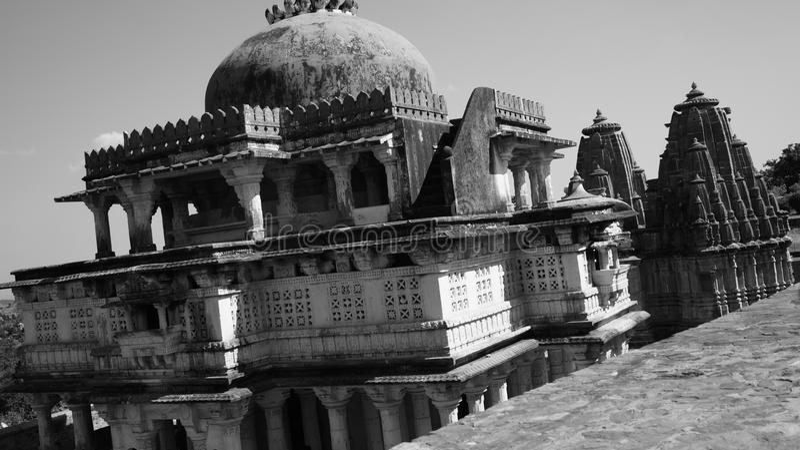 Fuerte de Kumbhalgarh fotografía de archivo