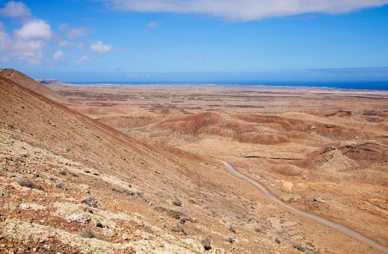 fuerteventura βόρειο στοκ φωτογραφία με δικαίωμα ελεύθερης χρήσης