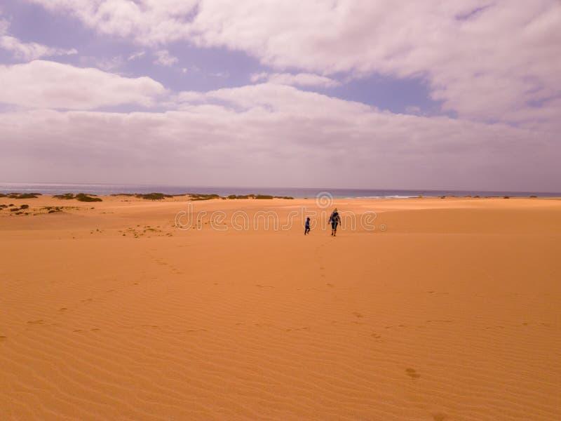 Fuerteventura stockfoto
