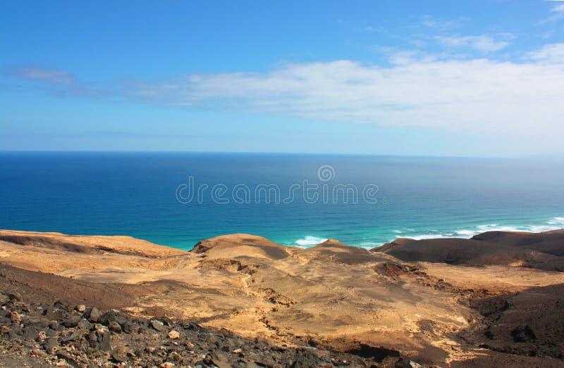 Fuerteventura στοκ εικόνα με δικαίωμα ελεύθερης χρήσης