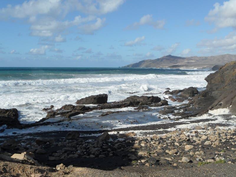 Fuerteventura royalty-vrije stock fotografie