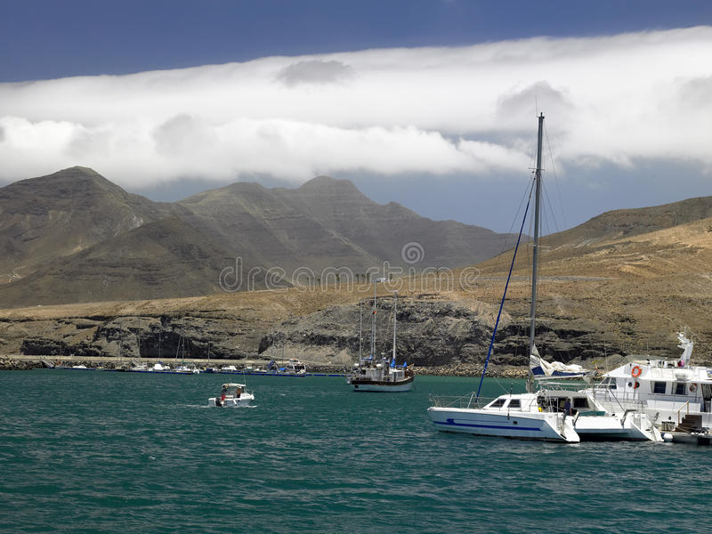 Download Fuerteventura - Canary Islands Stock Photo - Image of spanish, canary: 22667948