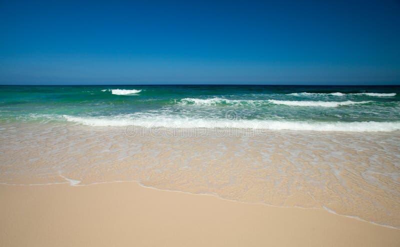 Fuerteventura du nord, playas de Grandes photo libre de droits