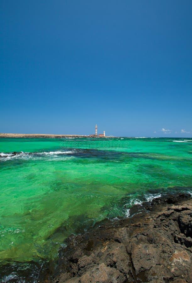 Fuerteventura, EL Cotillo, photos libres de droits