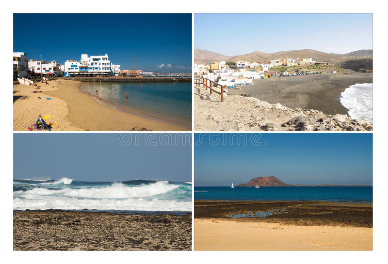 Fuerteventura royalty free stock photos