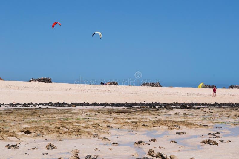 fuerteventura, Ilhas Canárias, Spain imagens de stock royalty free