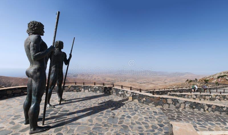 Fuerteventura, Kanarische Inseln, Spanien lizenzfreies stockfoto