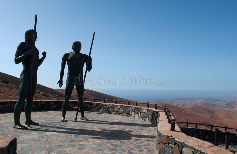 Fuerteventura, Kanarische Inseln, Spanien stockfoto
