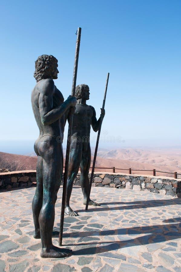 Fuerteventura, Kanarische Inseln, Spanien stockfotos
