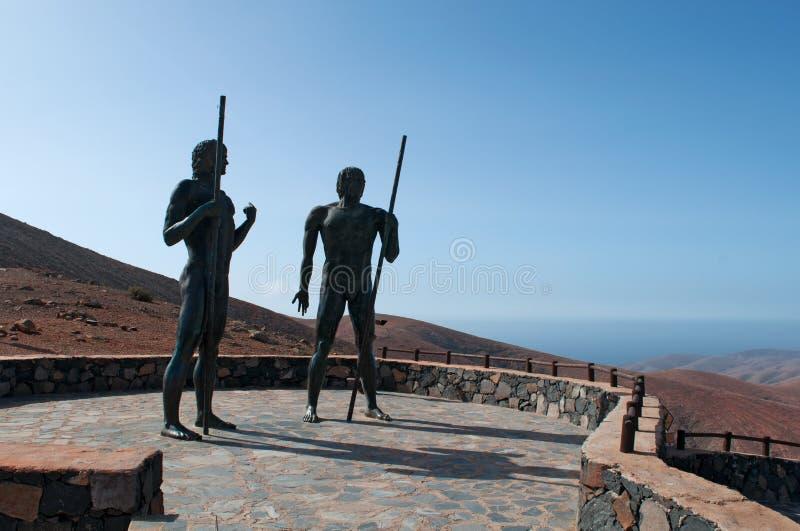 Fuerteventura, Kanarische Inseln, Spanien lizenzfreie stockbilder