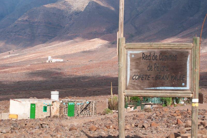 Fuertventura, isole Canarie, Spagna fotografie stock libere da diritti