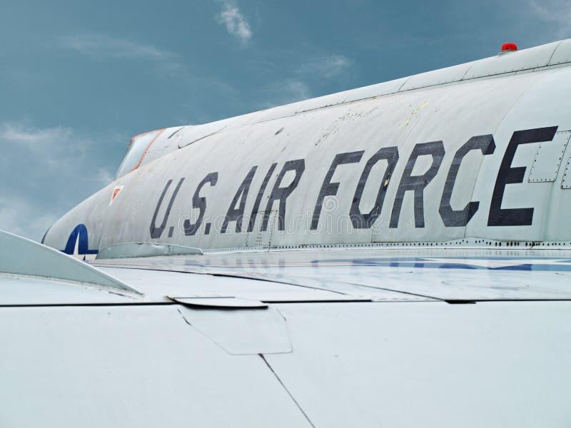 Fuerza aérea de los E.E.U.U. foto de archivo