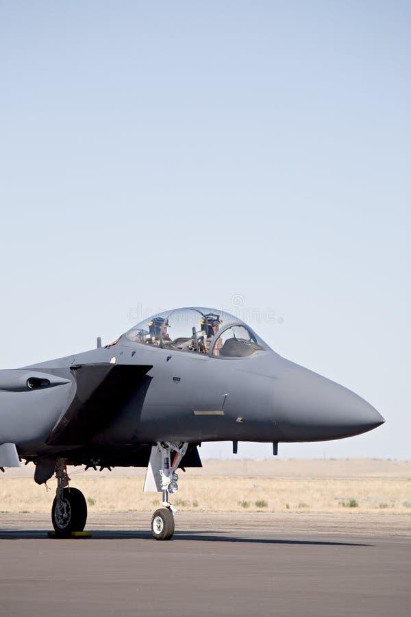 Fuerza aérea - F15 imagen de archivo