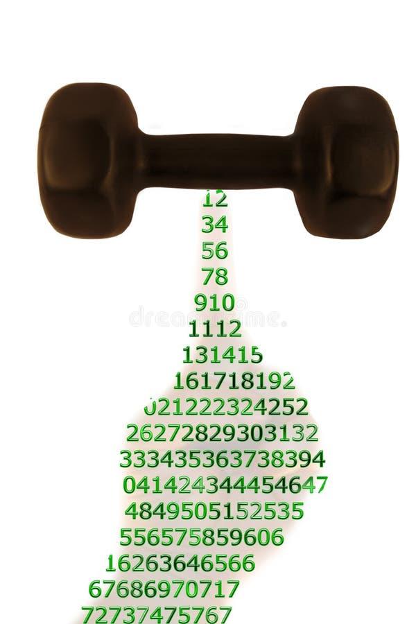 Fuerza en números libre illustration