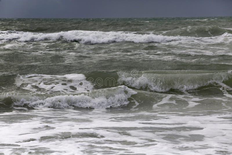 Fuga da Flórida no Dia da Tempestade fotos de stock royalty free