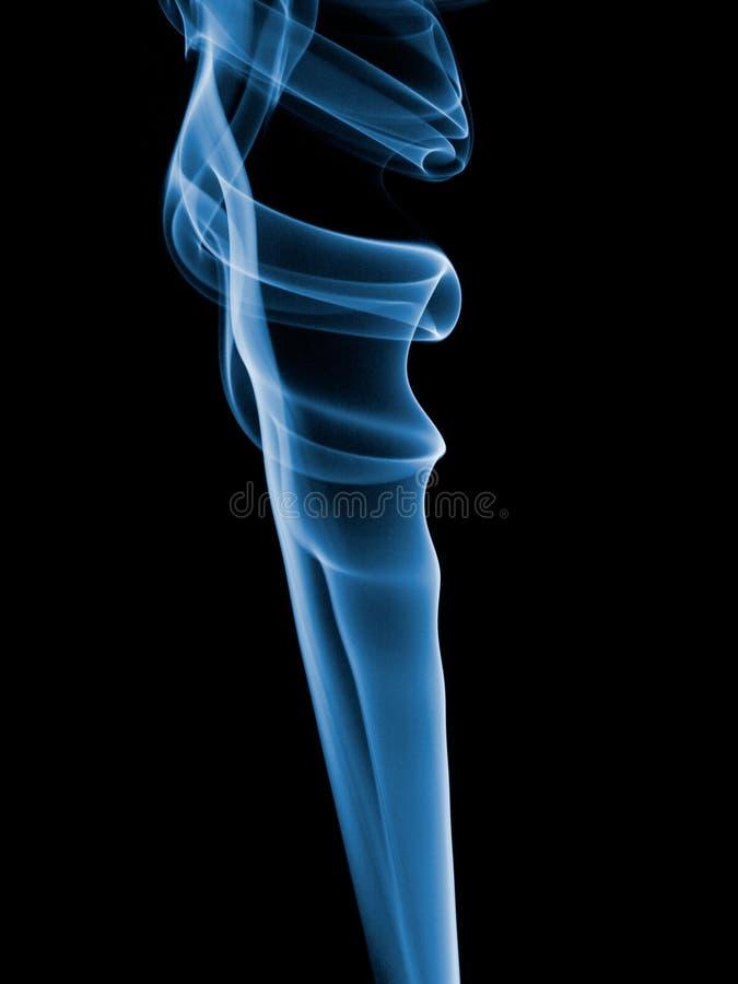 Download Fugas do fumo do incenso foto de stock. Imagem de ripple - 538862