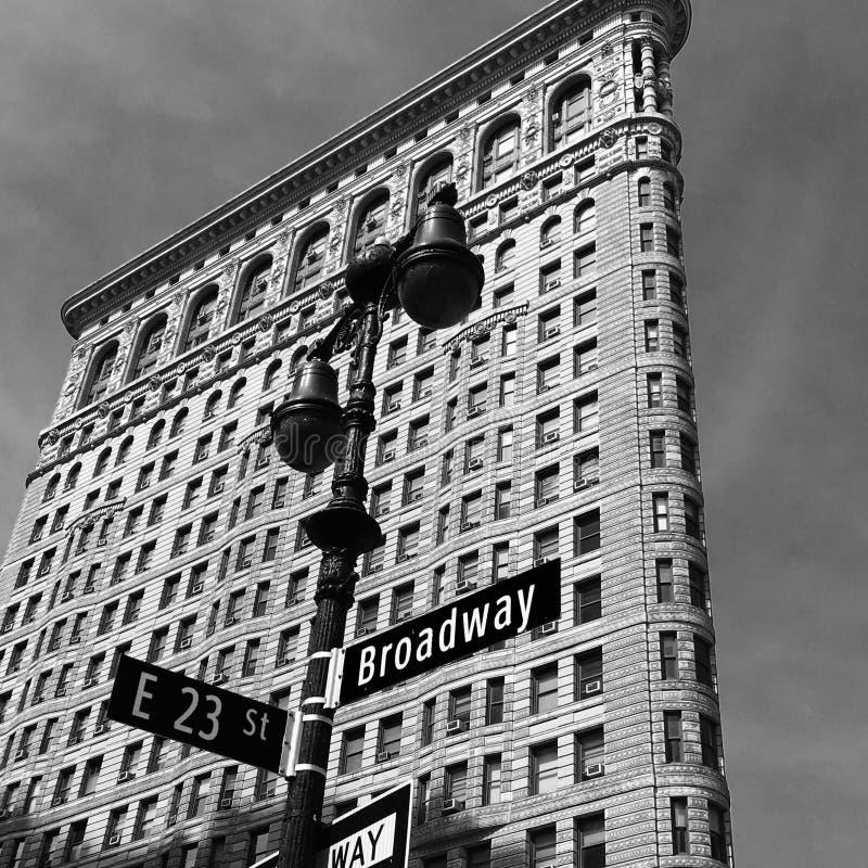 Fuilton-Gebäude stockfoto