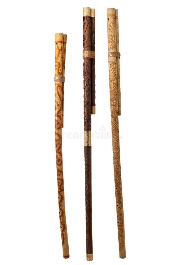 Granite Blocks Instrument : Fujara royalty free stock photography image