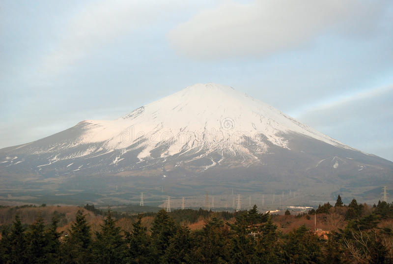 Fuji Сан стоковое фото