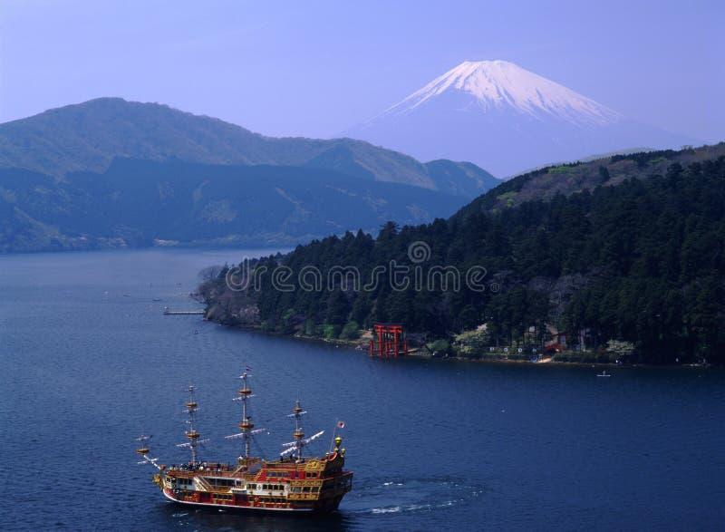 Fuji 333 mt fotografia stock