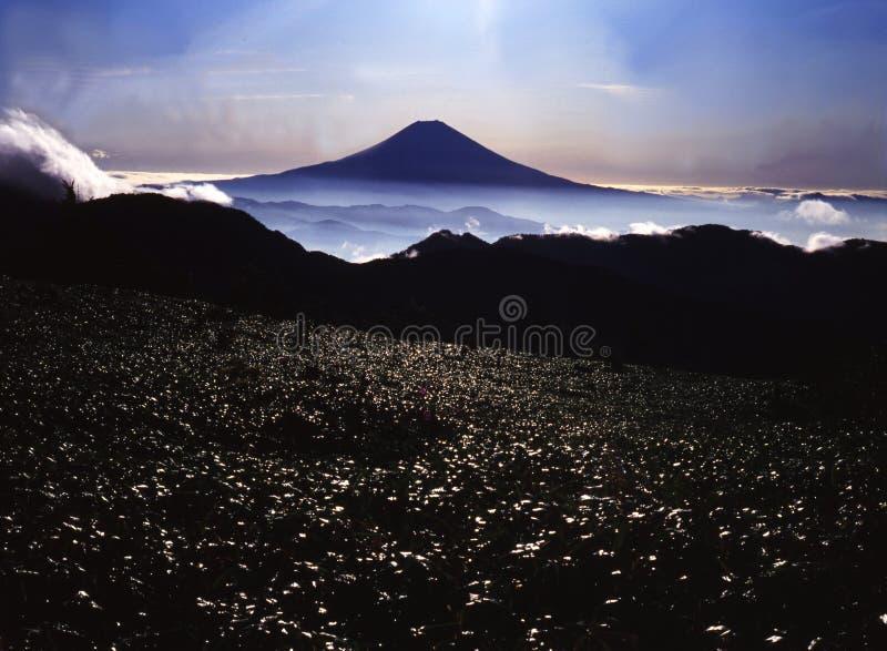 Fuji 398 mt obraz stock