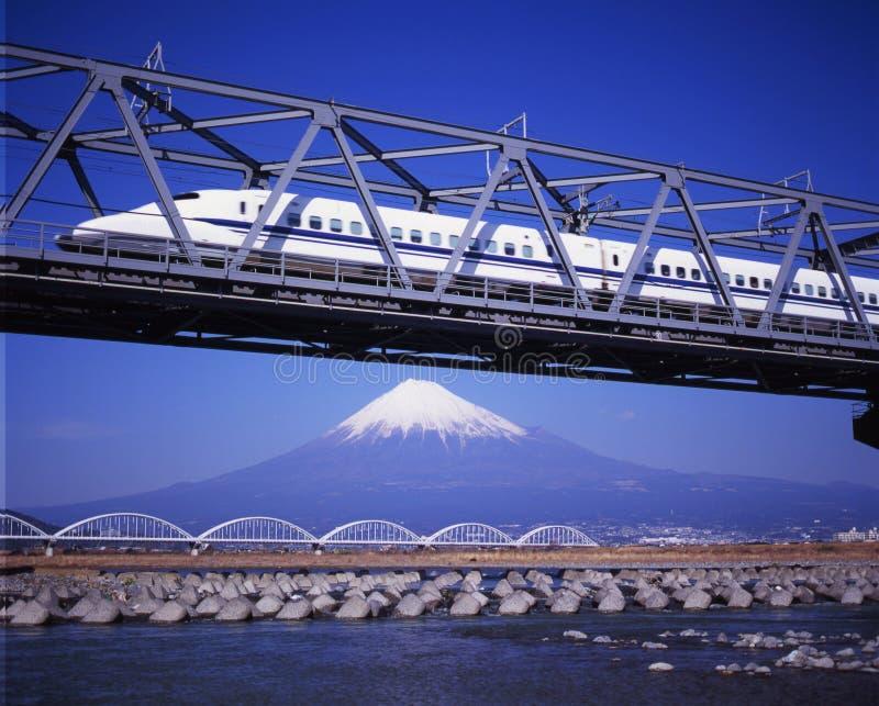 Fuji 447 mt obrazy stock