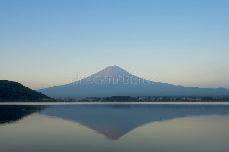 Fuji berg 1 royaltyfri fotografi