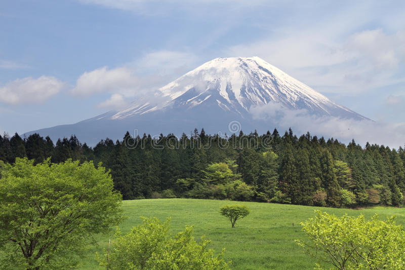 fuji Japan mt zdjęcie royalty free