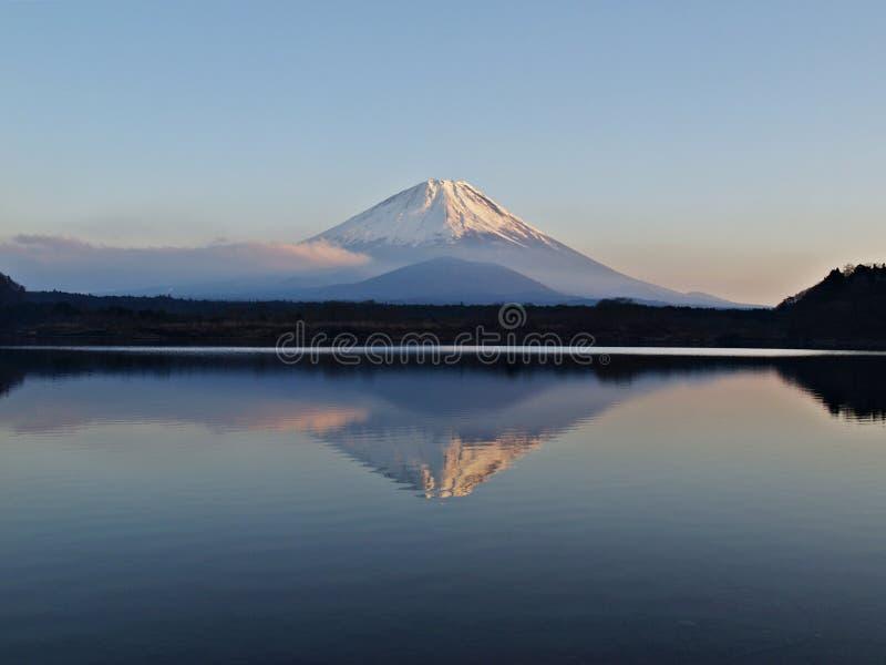 fuji jeziora syoji zdjęcie stock