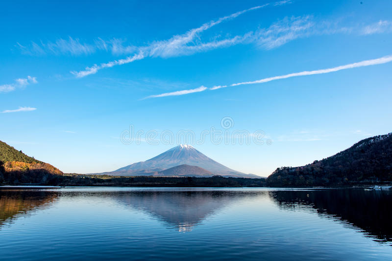 Fuji Mountain royalty free stock images